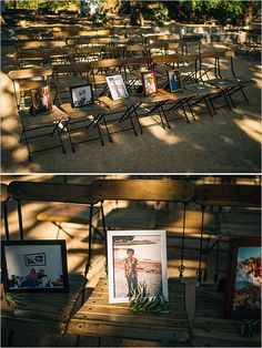 This is so sweet it makes me teary... honoring and remembering loved ones on your wedding day @weddingchicks