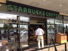 Starbucks Coffee 軽井沢プリンスショッピングプラザ店 in 長野県