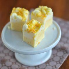 Orange Julius Fudge Recipe