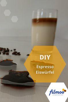 Espresso, Pudding, Desserts, Diy, Madness, White Coffee, Iced Coffee, Chocolate, Deep Drawing