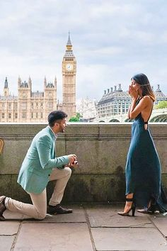 30 Best Ideas For Unforgettable And Romantic Marriage Proposal ❤ See more: http://www.weddingforward.com/marriage-proposal/ #weddings #proposal