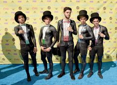 The Janoskians | All The Looks From The 2015 Teen Choice Awards