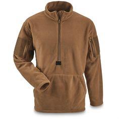 new usmc military surplus 300gm fleece jacket clothing on uninsulated camo overalls for men id=65649