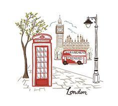 London Framed Print #potterybarn