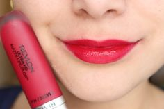 Revlon Ultra HD Matte Lipcolor in Passion - Click through to read a full review and see five other shades swatched!