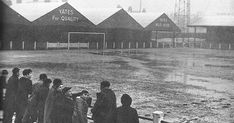 Tranmere Rovers Prenton Park in 1953 Tranmere Rovers, Football Casuals, Football Images, Those Were The Days, Football Stadiums, School Football, Games Today, Park Homes, Liverpool