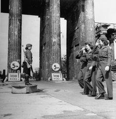 Берлин - победный салют