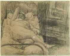 Sally By Walter Richard Sickert ,1906