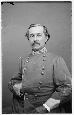 Portrait of Brigadier General (CSA) Joseph R. Anderson -- During the American Civil War he served as a Confederate general, and his Tredegar Iron Company was a major source of munitions and ordnance for the Confederate States Army.