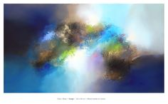 Abstract Paintings, Painting Art, Belgium, Northern Lights, Celestial, Nature, Travel, Outdoor, Outdoors