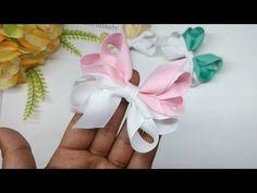 Laço Boutique COLORS - Manu Artes e Acessórios - YouTube