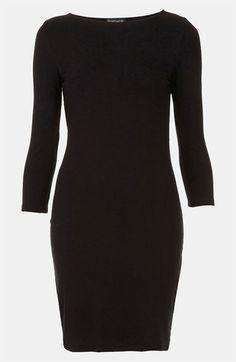 Topshop Body-Con Dress   Nordstrom