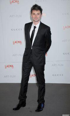 Matt Bellamy _05 November 2011 - LACMA Art + Film, Los Angeles, USA