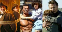 15 Badass Action Movie Dads -- From Arnold Schwarzenegger in 'Commando' to Laim Neeson in 'Taken', we celebrate father's day with the best action movie dads in film history. -- http://movieweb.com/badass-action-movie-dads/