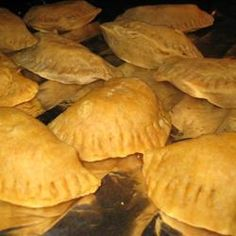 Tiny Chicken Turnovers
