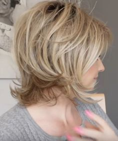 Spiky Layered Haircuts In 2020 Flawlessly Gorgeous Short Spiky Layered Haircut Styles 2019 Medium Hair Cuts, Short Hair Cuts, Medium Hair Styles, Short Hair Styles, Hair Affair, Layered Haircuts, Great Hair, Hair Today, Hair Dos