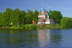 A superb way to explore Russia is through the gorgeous banks of the Volga.