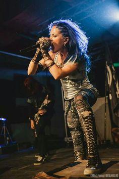 Alissa White Gluz - Arch Enemy