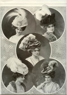 flaming angel story - 1900's - 1910's Fashion