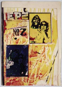 Jean-Michel Basquiat: Anti Product Baseball Card, 1979