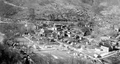 1950 view of Webster Springs.