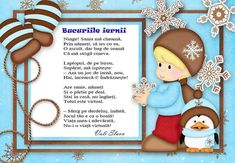 Nursery Rhymes, Languages, Teddy Bear, Songs, School, Winter, Pictures, Diy, Winter Time