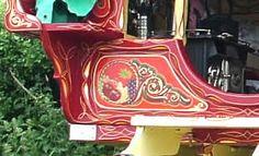 Gypsy caravan, Gypsy Caravans, Gypsy Waggons and Vardos: Artists and Designers