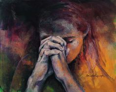 Praying Tapestry x by Dorina Costras. Our premium tapestries are available in three different sizes and feature incredible artwork on the top surface. Praying Hands Drawing, Images Of Praying Hands, Prayer Images, Hand Art, Christian Art, Kirchen, Beautiful Paintings, Female Art, Art Inspo