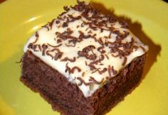 Kakaós süti Renikétől   NOSALTY Baking, Food, Bakken, Essen, Meals, Backen, Yemek, Sweets, Eten