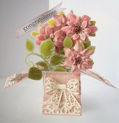 Say it with flowers - Another Day, Another Card