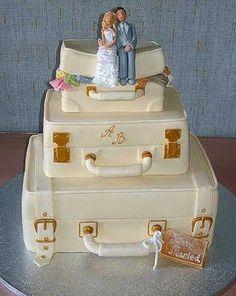 """El Pastel de bodas """"Love Sweet Love"""""""