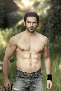 Photo about Portrait of a hunky male fitness model shirtless in beautiful outdoor natural setting. Image of lifestyle, model, natural - 21702799 Male Fitness Models, Outdoor Portraits, Book Boyfriends, Male Photography, Model Pictures, Losing Her, Plein Air, Good Looking Men, Gorgeous Men