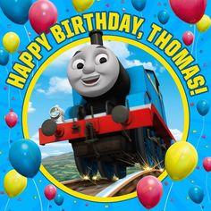 Днем рождения, с днем рождения томас открытка