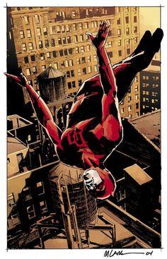Daredevil by Michael Lark