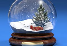 10. Snow Globes
