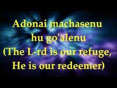 Adonai Adoneinu - Lyrics and Translation - YouTube