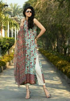 Pakistani dress