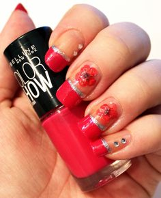 Goodly Nails: Kuivakukkia