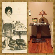 Raquel Superlinda: Uma Vida Em 52 Objetos - Mesa - 2/52 semanas