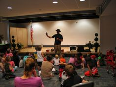 Dino Discovery @ the Newport Public Library, June 24, 2013.