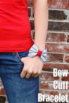 bow cuff