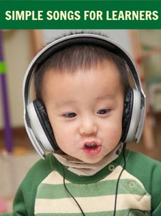 Simple and fun kids songs for young learners and ESL learners.