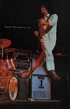 The Who -- Paris, Théâtre des Champs Elysées (January 16/17, 1970)