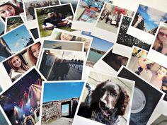 Lauryn's Notebook:  Basking in Polaroid Nostalgia