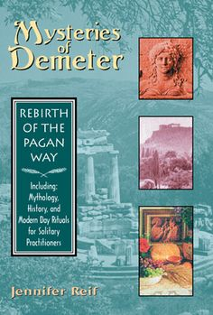 Mysteries of Demeter  - pagan wiccan witchcraft magick ritual supplies