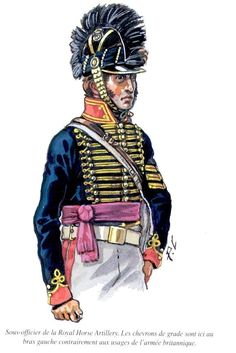 Waterloo 1815, Battle Of Waterloo, Lead Soldiers, Toy Soldiers, British Army, British Royals, First French Empire, Royal Horse Artillery, British Uniforms