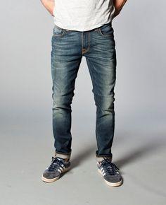 Tape Ted Org. Dusty Vintage - Nudie Jeans Co Online Shop