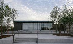 Saint Louis Art Museum extension by David Chipperfield, USA