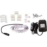 Canarm LED Undercabinet Tape Light Kit, 16.4ft. — Make Light of the Dark