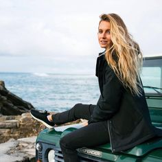 Perfect for cool weather. #AntiSeries  @alanarblanchard | @ripcurl_aus @ripcurl_newzealand